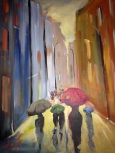 Rain In London 9/12/14 @ The Tipsy Paintbrush | Matthews | North Carolina | United States