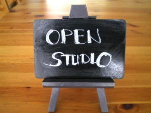 Open Studio 10/25 @ The Tipsy Paintbrush