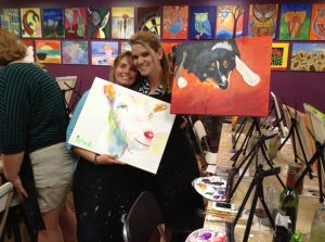 Paint Your Pet 9/26/14 @ The Tipsy Paintbrush | Matthews | North Carolina | United States